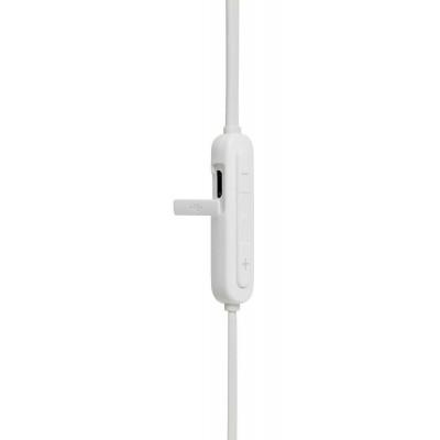 Бездротова гарнітура JBL T110BT White (JBLT110BTWHT)