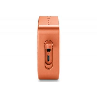 Портативна акустика JBL Bluetooth GO 2 Orange (JBLGO2ORG)