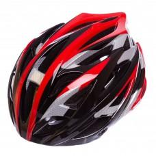 Шолом HY032 Black/Red (M-55-58)