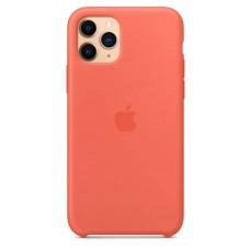 Накладка iPhone 11 Pro Max Silicone Case Clementine