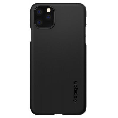 Накладка iPhone 11 Pro Max Spigen Thin Fit Black (original)