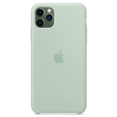 Накладка iPhone 11 Pro Max Silicone Case Beryl
