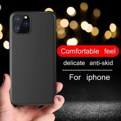Накладка iPhone 11 Pro Max Matt Black