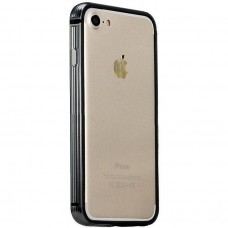 Бампер iPhone 7 COTEetCI Aluminum Black