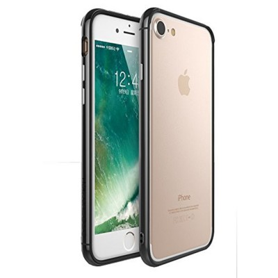 Бампер iPhone 7 TOTU Evogue Black