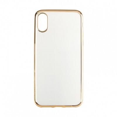 Накладка iPhone X G-CASE (TPU) Gold