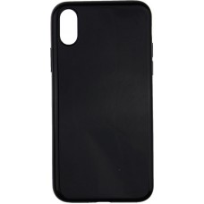 Накладка iPhone X STYLISH Slim Matt (TPU) Black