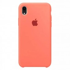 Чехол iPhone XR Silicone Case Nectarine