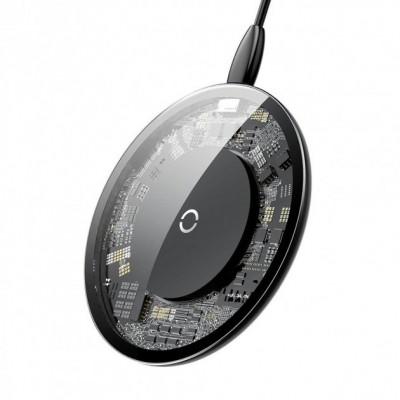 БЗ Wireless Charger Baseus Simple (Call-AJK01) Black