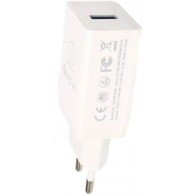 Зарядний пристрій WUW C94 QC3.0 18W