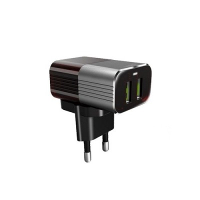 Зарядний пристрій LDNIO A2206 Micro 2USB 2.4A