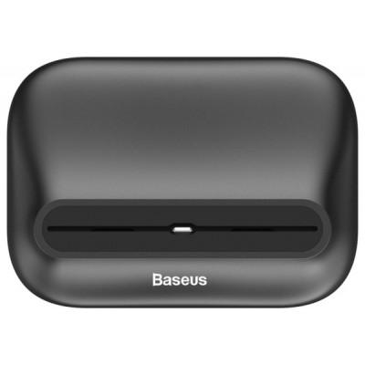 Док-станция Baseus Little Volcano Desk Charging Station Black for IPhone