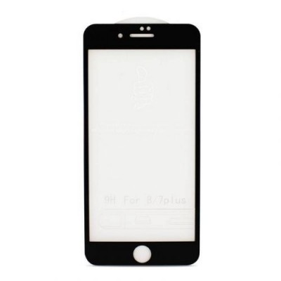 Захисне скло Apple iPhone 7 Plus MIAMI 4D Black