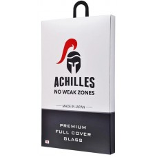 Захисне скло Apple iPhone X/XS ACHILLES 3D Black