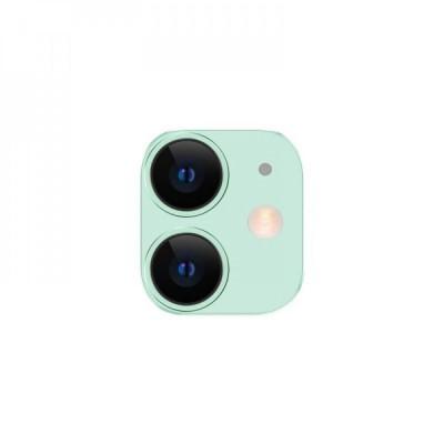 Захисне скло Totu Camera Protection iPhone 11 Green