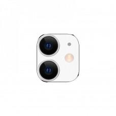 Захисне скло Totu Camera Protection iPhone 11 White