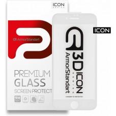 Захисне скло ArmorStandart Icon 3D для Apple iPhone 8/7 White