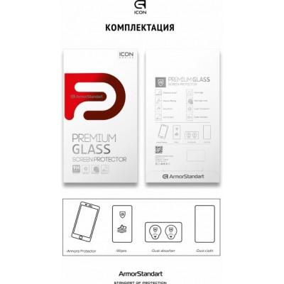 Захисне скло ArmorStandart Icon 3D для Apple iPhone 8 Plus/7 Plus White