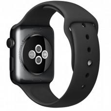 Ремінець TPU Apple Watch 42mm COTEetCI Black