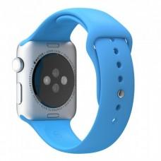 Ремінець TPU Apple Watch 38mm COTEetCI Blue