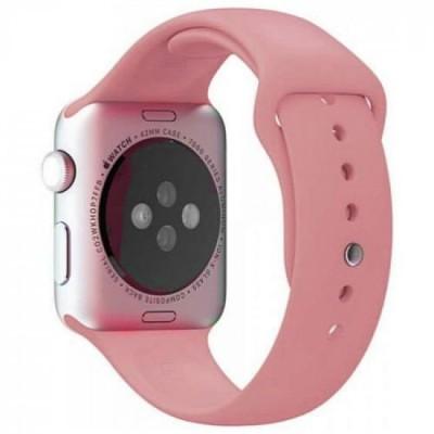 Ремінець TPU Apple Watch 42mm COTEetCI Pink