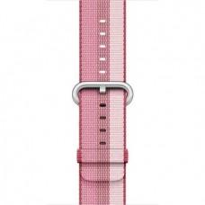 Ремінець Apple Watch 42mm Woven Nylon Berry