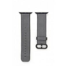 Ремінець Apple Watch 42mm COTEetCI Nylon Sport Gray