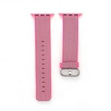 Ремінець Apple Watch 42mm COTEetCI Nylon Sport Magenta