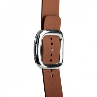 Ремінець Apple Watch 42mm COTEetCI Nobleman Band Brown