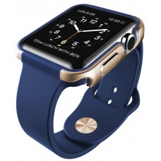 Чохол Apple Watch 38mm X-daria Defense Edge Gold