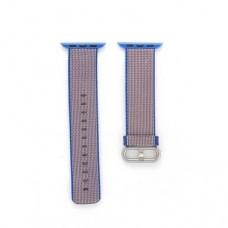 Ремінець Apple Watch 38mm COTEetCI Nylon Sport Purple