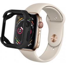 Чохол Apple Watch 44mm COTEetCi TPU Case Black
