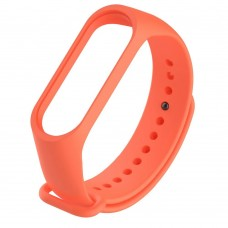 Ремінець для фітнес-браслета Xiaomi Mi Band 3 Orange