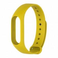 Ремінець для фітнес-браслета Xiaomi Mi Band 3 Yellow