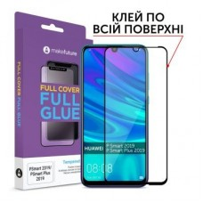 Захисне скло Huawei P Smart+ Makefuture Full Cover Full Glue Black