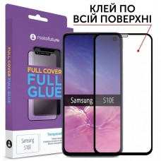 Захисна плівка Samsung Galaxy S10e MakeFuture FullGlue Black