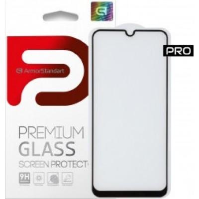 Захисне скло Samsung Galaxy А30\A50 Armor Standart Black