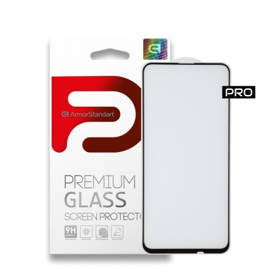 Захисне скло Xiaomi Redmi Mi9 Lite Armor Standart Black