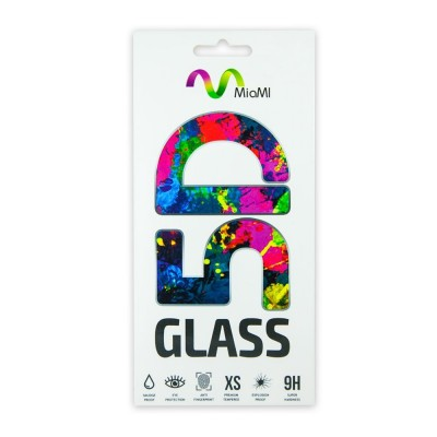 Захисне скло Huawei Y5 (2019) Miami 5D Black