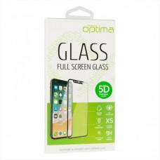 Захисне скло Samsung Galaxy А20 Optima 5D Black