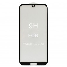 Захисне скло 5D STRONG for Huawei Y5 2019 black