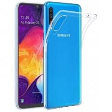 Накладка Samsung A50 (2019) Transparent