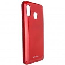 Накладка Samsung A40 (2019) Molan Cano Red
