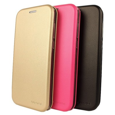 Книжка Samsung Galaxy A71 G-Case Gold
