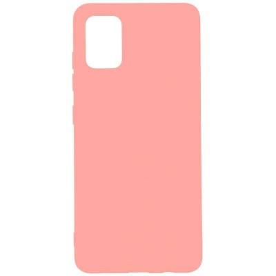 Накладка Samsung A51 (2020) Soft Case Pink