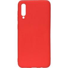 Накладка Samsung A50/30S (2019) Soft Case Red
