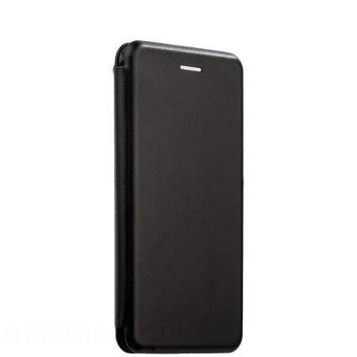 Книжка Xiaomi Redmi Note 8 Leather Black