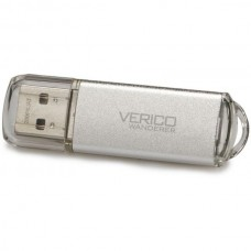USB Flash 8Gb VERICO (Wanderer) Silver