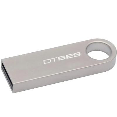 USB Flash 16Gb Kingston (DTSE9H) Silver