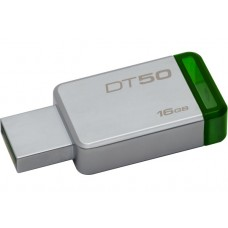 USB Flash 16Gb Kingston (DT50) Green USB 3.1